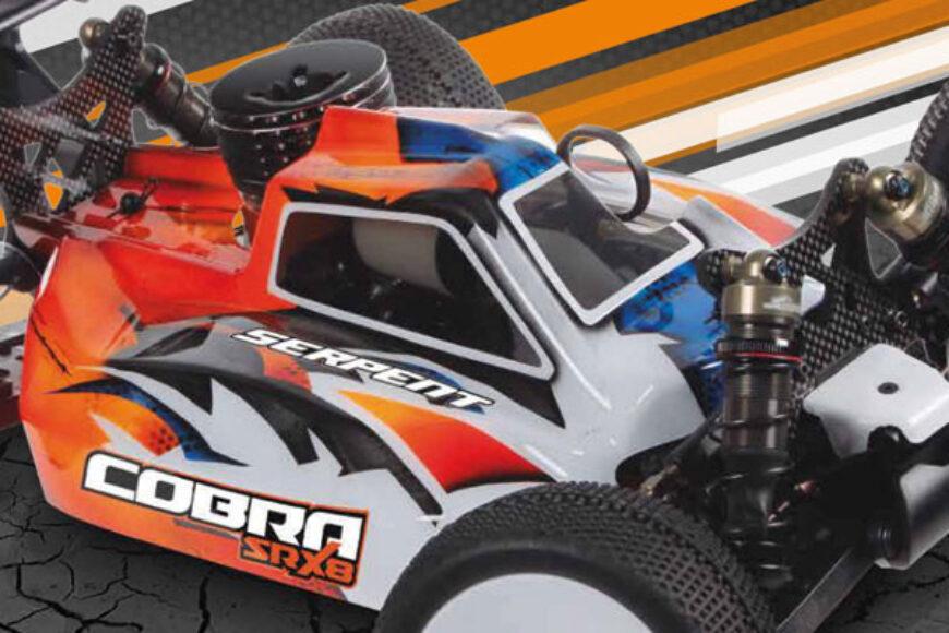 Cobra SRX8